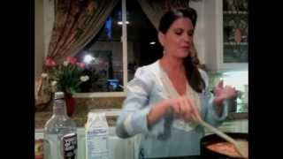 How To Make: Penne Pasta With Smoked Salmon And Vodka Tutorial / Penne Dello Tzar