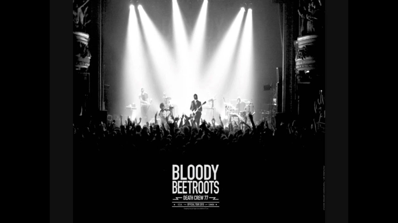 refused - new noise the bloody beetroots remix