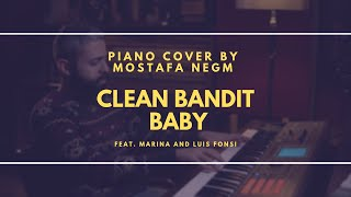 Clean Bandit - Baby (feat. Marina & Luis Fonsi) Piano Cover Video