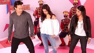 Tiger Shroff Teaches How To Do A MOONWALK On Yaar Mera Superstar   Bollywood News