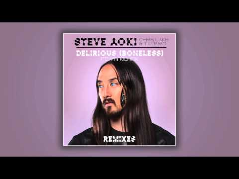 Steve Aoki, Chris Lake & Tujamo ft. Kid Ink - Delirious (Boneless) (Chris Lorenzo Remix) [Cover Art]