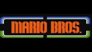 Mario Bros. Music - Game Over