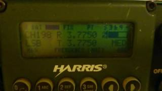 День манпака - частота 3775, 3 канал. Радиосвязь с UB1AJT/p и RN3ZF