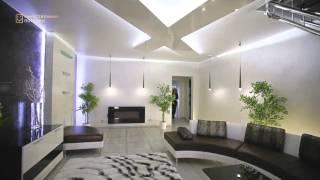 Проект таунхауса совместно с дизайнером Олесей Зуевой | Качественные потолки(, 2016-04-21T18:41:13.000Z)