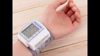 Тонометр монитор артериального давления наручный цифровой(высокое Качество Цифровой ЖК Автоматическое Наручные Монитор Артериального Давления Heart Beat Частоты Пульса..., 2016-06-11T19:49:30.000Z)
