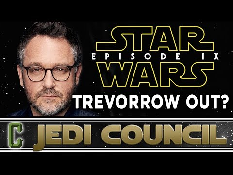 Will Colin Trevorrow Remain Director?