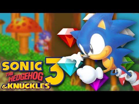 TEMOS QUE PEGAR! - Sonic 3 & Knuckles Parte 6