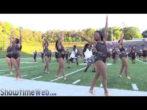 Creekside vs Stephenson High School Marching Band - 2017 Atlanta Ultimate Band Clash
