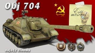 Obj704....Ace tanker,Top gun, RedlyWalters medal (nejo12)