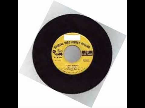 rare 45 THEY by BARRY GORDON