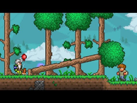 This mod CHANGES everything about Terraria! 3 Scary Boss Fights!