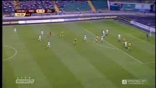 EPIC Last second Goal ! VORSKLA POLTAVA - MŠK Žilina 3:1 (3:3) William