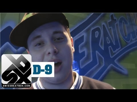 D-9 - Norwegian Beatbox Champion 2012
