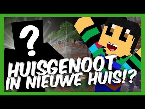 MET HUISGENOOT IN MIJN NIEUWE HUIS!! - Minetopia - #552 | Minecraft Reallife Server