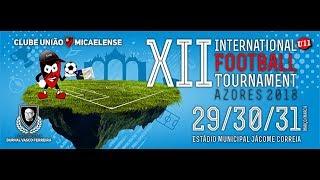 Conferência de Imprensa - XII International Under 11 Football Tounament Azores 2018