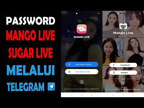 Download !!! CARA MENGETAHUI PASSWORD(PW) MANGO LIVE & SUGAR LIVE !!!