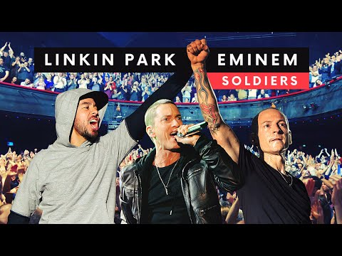 Download Linkin Park ft. Eminem - Soldiers (2021)