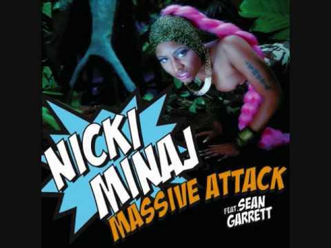 nicki minaj massive Attack lyrics