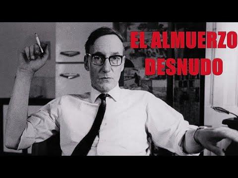 El libro MÁS DIFÍCIL de mi vida: El almuerzo desnudo de William Burroughs | RESEÑA DEFINITIVA