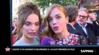 Lola Le Lann nue face à Vincent Cassel