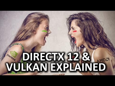DirectX 12 & Vulkan as Fast As Possible