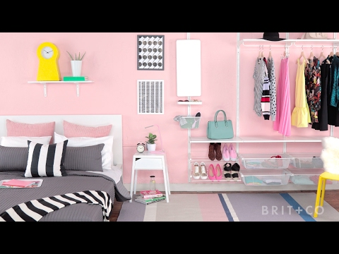 5 Tips For Organizing Your Room Like An Adulting Boss