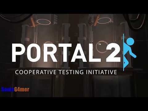 PORTAL 2 Coop Trailer [LPT]  SonicG4mer zockt