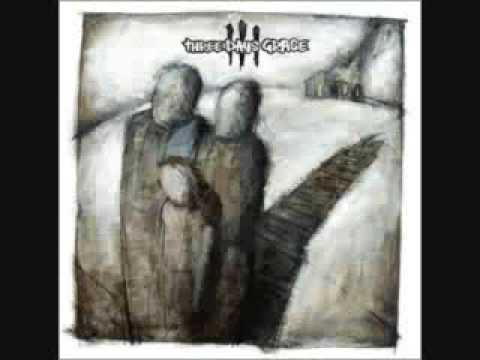 Three Days Grace - Scared (Lyrics)