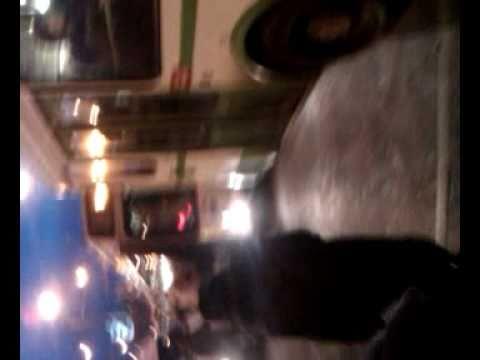 Пробки из пяти автобусов на Красногвардейской