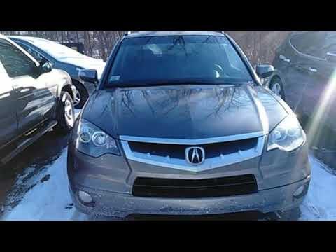 Used Acura RDX Framingham MA HP SOLD YouTube - Used 2007 acura rdx