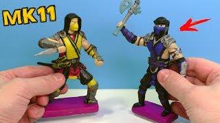 ЛІПИМО САБ ЗІРО з гри Mortal Kombat 11