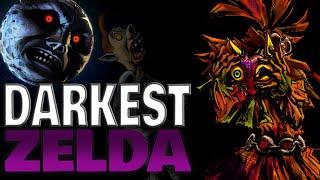 Scariest Zelda Game Majoras Mask