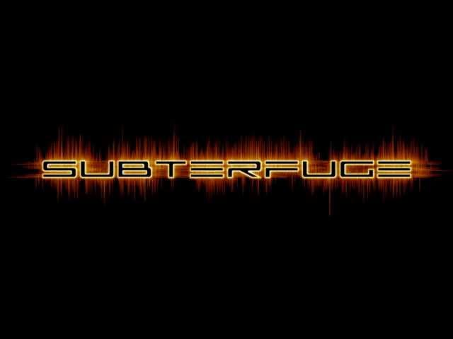 """Subterfuge """"Transient Lapse"""""""