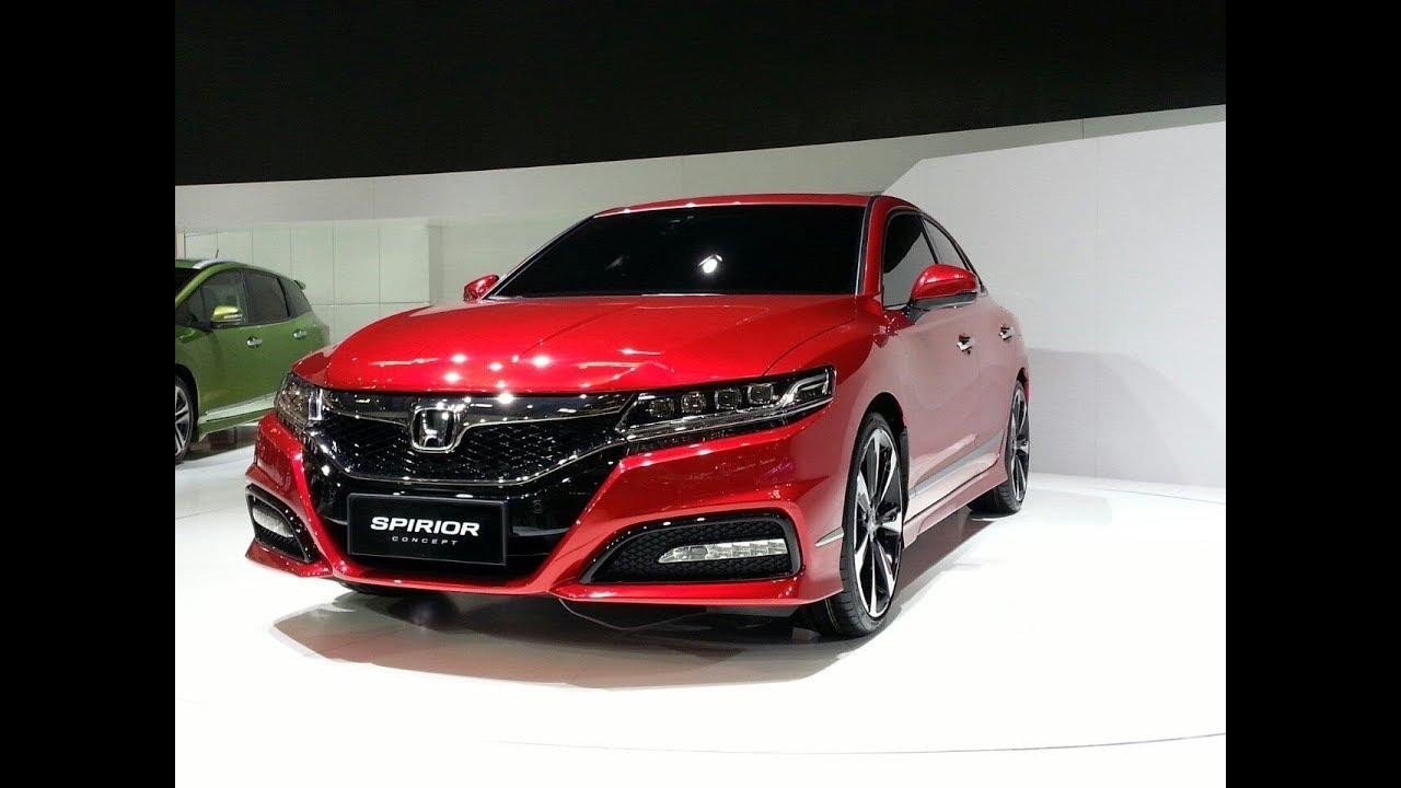 2020 Honda Accord Spirior Wallpaper