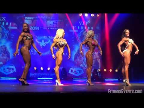 Wbff Denmark 2014 Diva Figure Model Awards