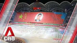 North Korea shows love for Chinese President Xi Jinping with massive parade