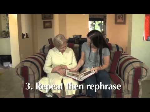 MESSAGE Communication in Dementia: Strategies for Home Carers - With Subtitles