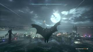 HOW TO GET OUT OF MAP Glitch series #3:Batman arkham knight