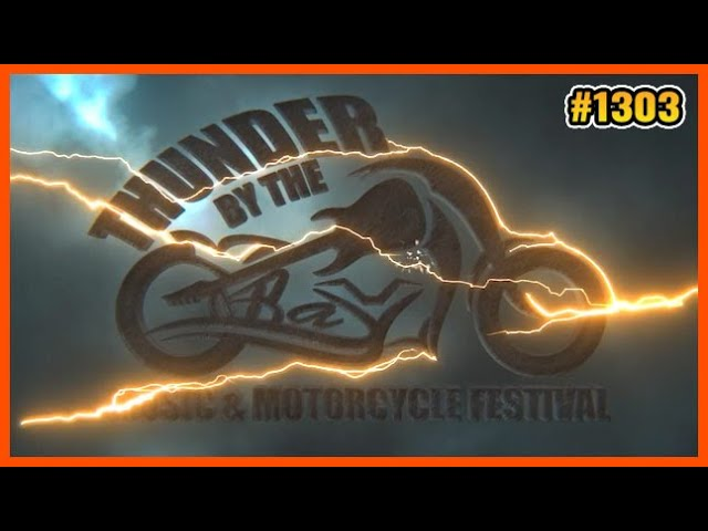 Born To Ride TV - 23rd Thunder by the Bay w/ Lucy Nicandri