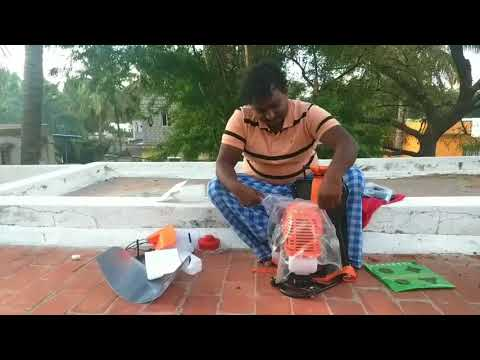 || Unboxing Brush Cutter || BackPack || 52CC || 2Stroke ||  9886747007 ||