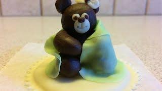 Шоколадная мастика для лепки своими руками и для моделирования