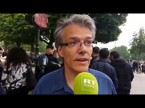 Association #France 🇫🇷 #Palestine 🇵🇸 #Netanyahou 🇮🇱, Contre Sa Venue #GrandPalais #Paris 05/06/18