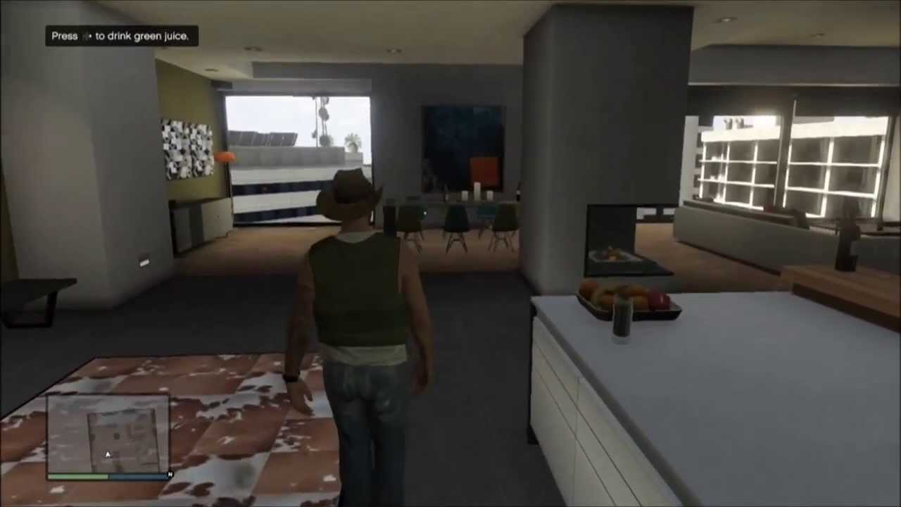 Gta 5 Online High End Apartment And Tour