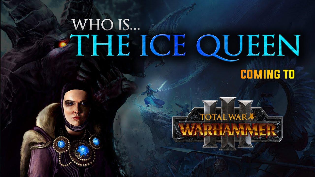 Tzarina Katarin Bokha, THE ICE QUEEN OF KISLEV - Warhammer Fantasy Lore - Total War: Warhammer 3