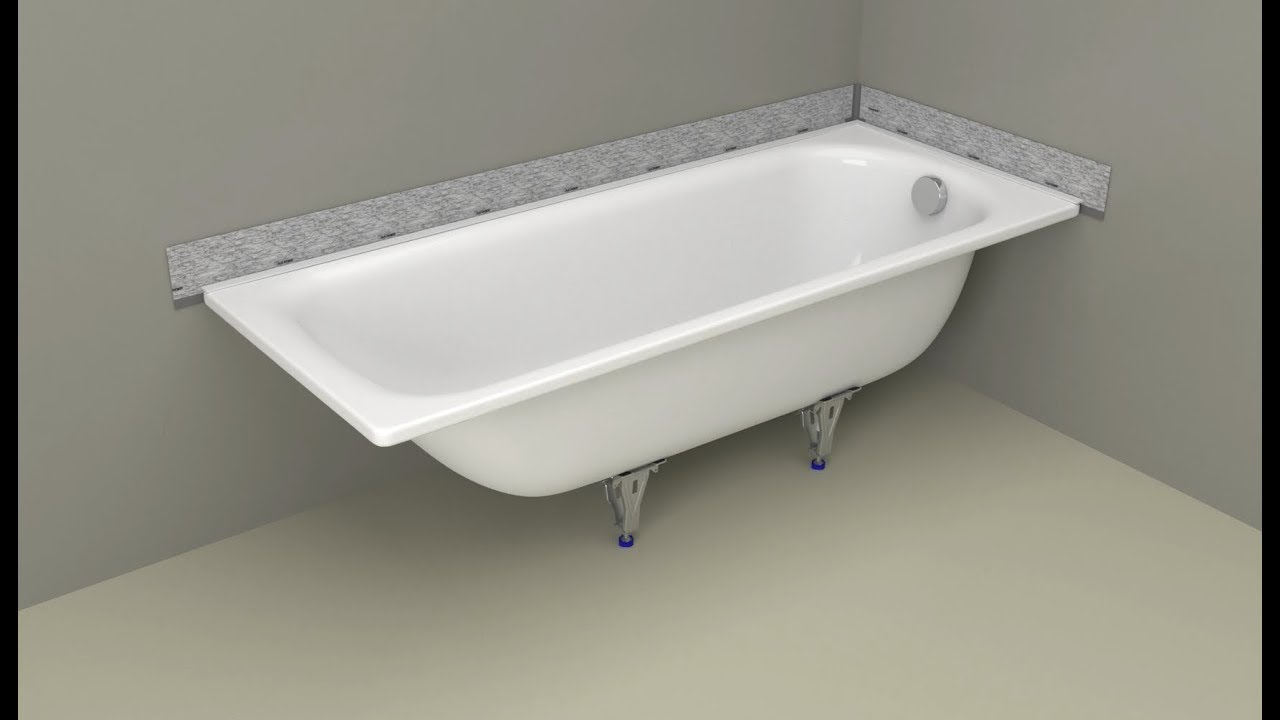 Kaldewei Sealing Kit Flex For Bathtubs Youtube