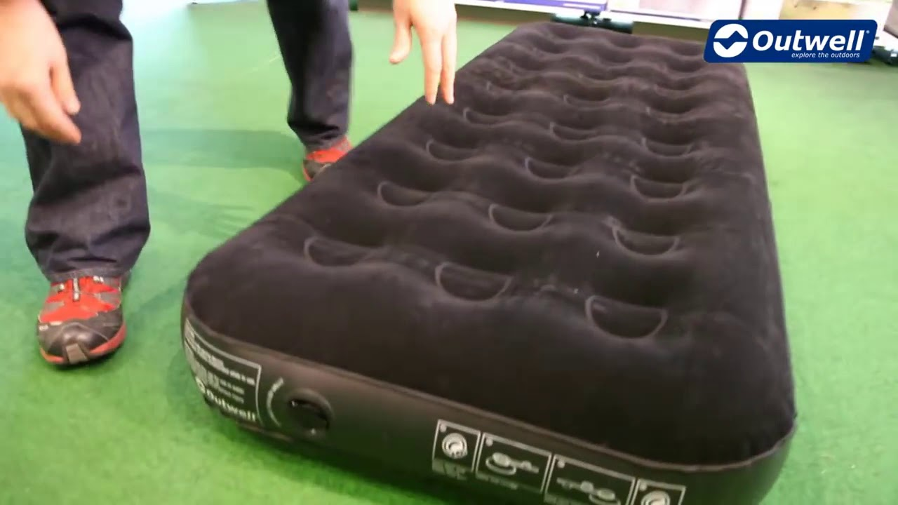 Various Sizes Available Outwell Flock Classic Air Bed