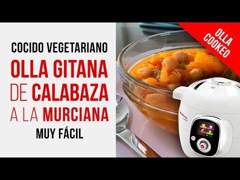 Olla Gitana Murciana de Calabaza
