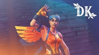 what server does ali a play on fortnite