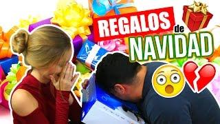 HICE LLORAR AL OSO?! ABRIENDO REGALOS DE NAVIDAD!! ♥ 24 Dic 2016 | KatieOnTheRoad