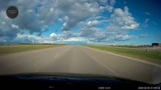 Drive: Red Willow Park, County of Grande Prairie to the City of Grande Prairie